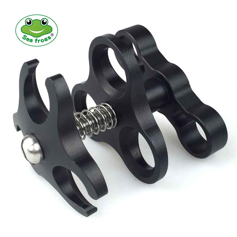 Tripod Ball Clamp For Ball Underwater Light Arm System
